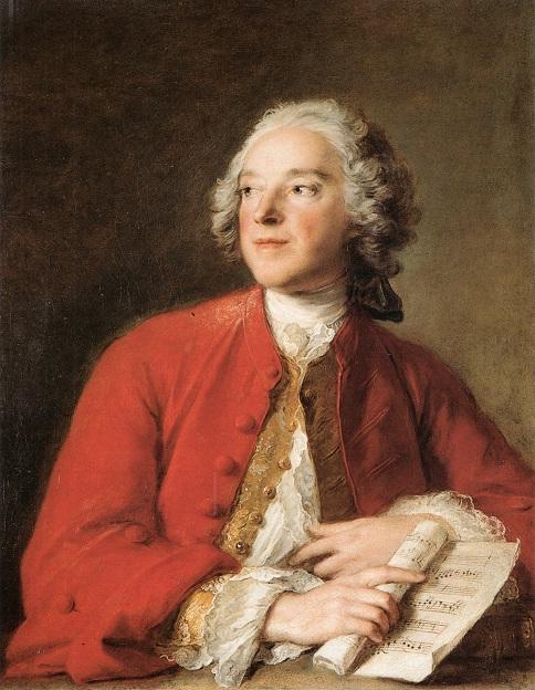 Jean-Marc Nattier, Portrait de Pierre-Augustin Caron de Beaumarchais (1755)